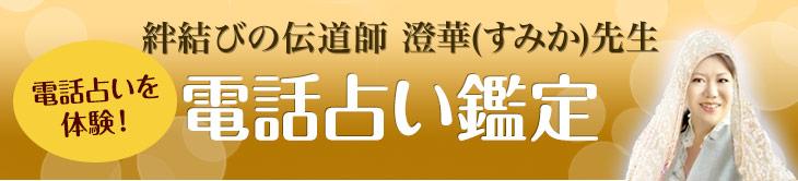 澄華先生の電話占い鑑定